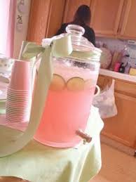 This Sherbet Party Punch Is Perfect For Potlucks Baby Showers Punch For Girl Baby Shower