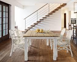 Sedie Schienale Alto Bianche : Come scegliere tavoli e sedie mondo abitare consigli tendenze