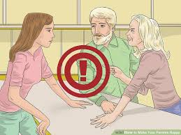 how to make your parents happy pictures wikihow image titled make your parents happy step 6