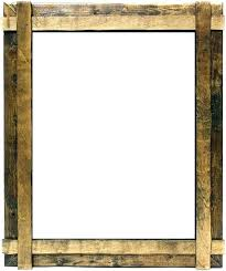 16 x 20 wood picture frame rustic picture frame rustic frame rustic wood frame pixels party 16 x 20 wood picture frame