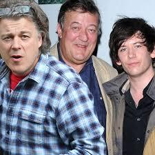 Alan Davies warns Stephen Fry off having children: 'Your life is pretty  much over' - Mirror Online