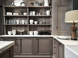 Open Kitchen Cupboard Kitchen Open White Cabinet Rack Wall Mounted Wood Cabinets Black