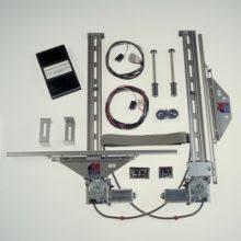 specialty power windows street rod kits universal