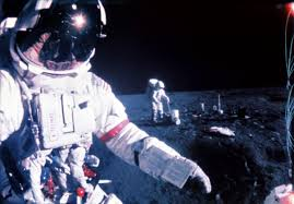 Image result for Stuart A. Roosa. Shepard and Mitchell landed on the moon