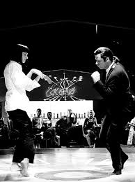 best uma thurman pulp fiction ideas pulp  a famosa cena da danca no filme pulp fiction com vincent vega john travolta
