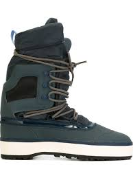 Lyst - Adidas by stella mccartney Lace-up After Ski Boots in Brown & Gallery Adamdwight.com