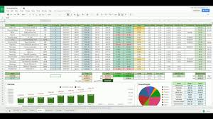 Google Finance My Portfolio Chart Build Your Own Portfolio Tracker On Google Sheets