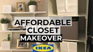 We did not find results for: Affordable Closet Dorm Room Organization Ideas From Ikea Youtube