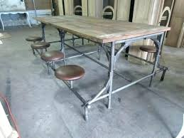 funky style furniture. Funky Cafe Furniture Modern Industrial French Style Dining Table Listed On Quirky