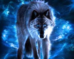 blue wolf background.  Wolf Blue Wolf By Matrix2525d5kdbp8pngjpg For Wolf Background F