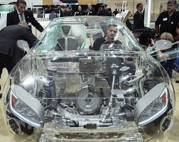 new car launches in germanyTechnology Boom Germany Launch Transparent Car  Car Talk  Nigeria