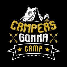 Camping Sprüche Und Zitate Download Der Premium Vektor