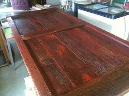 red barn wood. Faded Red Barnwood Doors Barn Wood