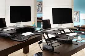 convertible standing desk computer