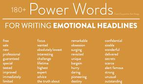 1000 Power Words That Will Make You A Social Media Rockstar