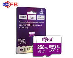Thẻ nhớ MicroSD 256G FB-Link Class10 Box (Chuyên dùng Camera) - Vi Tính Phát  Đạt - phatdatcomputer.vn