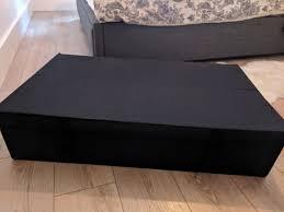 ikea lycke under sofa storage box
