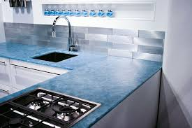 sustainable countertops spring green interior