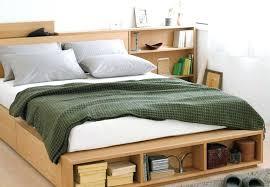 bed storage large double light ash storage bed bed storage box ikea