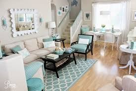 Creative House Of Turquoise Living Room Home Decor Color Trends Classy  Simple To House Of Turquoise Living Room Home Design