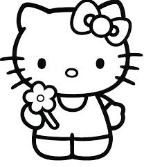 You can download or print this hello kitty butterfly coloring page from hello kitty category. Pin On Hello Kitty Baby Coloring Pages