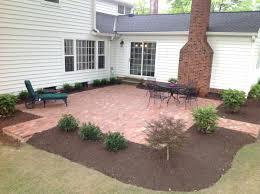 Backyard Paver Designs Unique Brick Paver Designs Clay Brick Patio Brick Paver Designs For Patio
