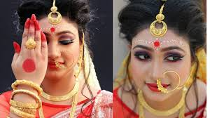 bengali bridal makeup tutorial bridal makeover by payels makeover