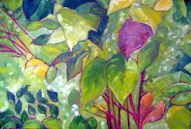 abstract nature paintings google search