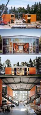 How To Build Storage Container Homes 503 Best Shipping Container Houses Images On Pinterest Shipping