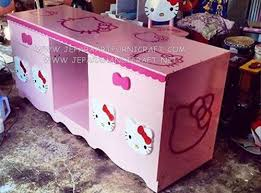 hello kitty furniture. Bufet Minimalis Hello Kitty Pink Furniture U