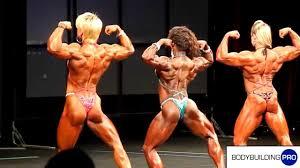 2014 toronto pro women bodybuilders