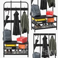 Pinnig Coat Rack 100d Models Clothes And Shoes Ikea Pinnig Coat Rack 72