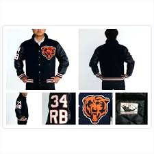 Jacket Suede Nfl Jackets Raiders Brettplaymc Vintage Football Retro Clothes –