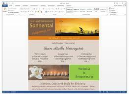 Microsoft Word Newsletter Anleitung Zum Newsletter Programm Newsletter Mit Microsoft Word