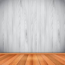wood floor and wall background. Empty Room With Wooden Floor And Wall Free Vector Wood Background