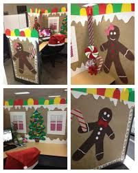 christmas office decorating themes. excellent christmas office decorating themes a cute ginger bread door ideas pictures t
