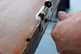 refinishing front doorStep by Step to DoitYourself Refinish Front Door  HomesFeed