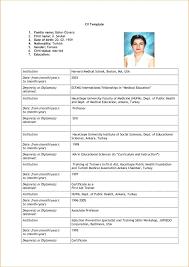 Cv Resume Magnificent Cv Job Application Sample For Resume Format 48 R 48 Newest Although
