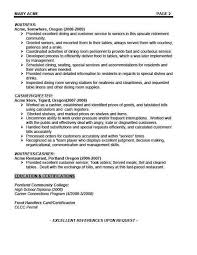 13 New Cashier Job Description Resume Stock Telferscotresources Com