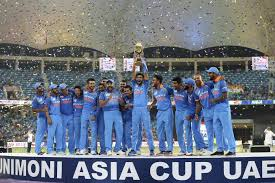 Asia Cup Chart Asia Cup A Look At The Champions From 1984 To 2018