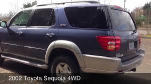 2002 Toyota Sequoia - YouTube