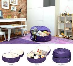 full size of bean bag storage bean bag chair diy stuffed animal storage bean bag