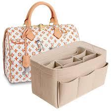 Purse Organizer Insert Felt Bag Organizer Handbag Organizer Insert