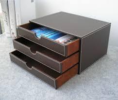 wonderful desk box organizer aliexpress horizontal 3 layer 3 drawer wood struction