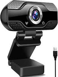 Amazon.com: 1080P Full HD Webcam, Streaming Web Camera with Microphones and  Privacy Cover, Webcam for Gaming Conferencing & Working, Laptop or Desktop  PC, USB Computer Camera for Mac Xbox YouTube Skype etc: