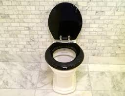 black soft toilet seat. back to wall toilet pan black seat luxury bathroom soft c