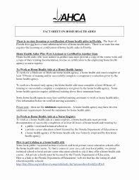 Home Health Aide Resume Teacher Aide Resume No Experience