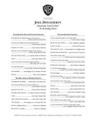 Film Resume Template New Film Resume Template Reference Resume Examples Examples Of Resumes