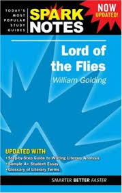 lord of the flies sparknotes literature guide  9781411403147 spark notes lord of the flies