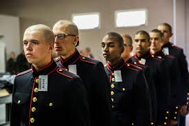 co e fitted for uniforms > marine corps recruit depot san diego hi res photo share photo details details marine corps
